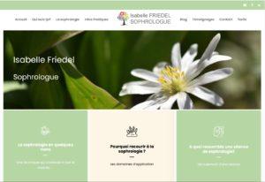 home du site isabelle friedel sophrologue
